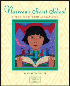 Nasreens' Secret School