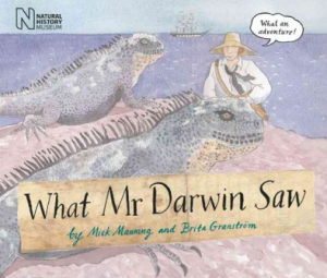 What Mr. Darwin Saw