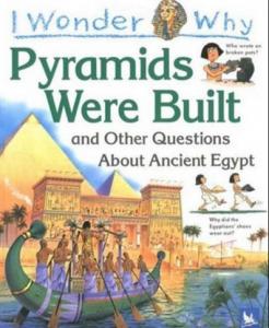 Pyramids were Built