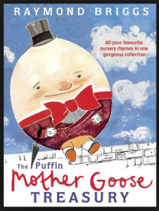 Puffin Mother Goose