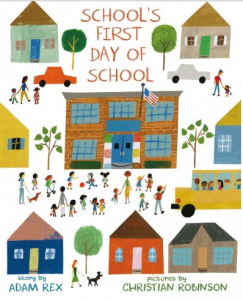 School's First Day of School