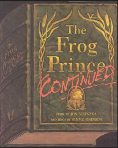 Frog Prince, Continued