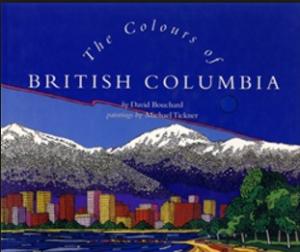 Colours of British Columbia