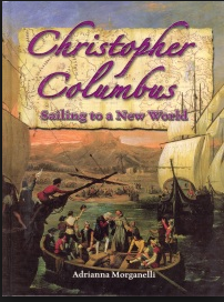 Columbus Sailing to the New World