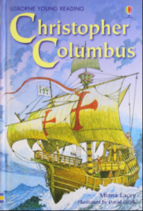 Columbus by Lacey
