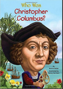 Who Was Christopher Columbus.